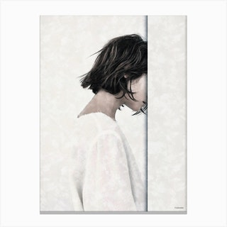 Reluctant Canvas Print