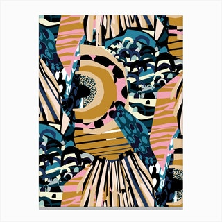 Abstract Dream Canvas Print
