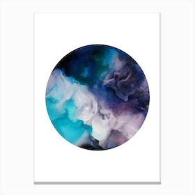 Whirl Canvas Print