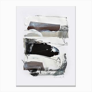 Neutral Tones 2 Canvas Print