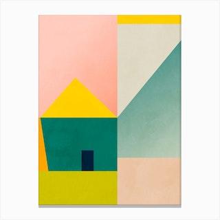 Minimal Lines10 Canvas Print