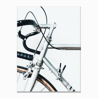Le Super Bike Canvas Print