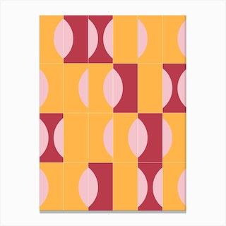 Sunnytiles 03 Canvas Print