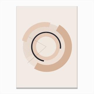 Dial 02 Canvas Print