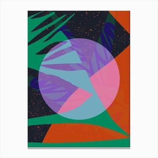 Eclipse 1 Canvas Print