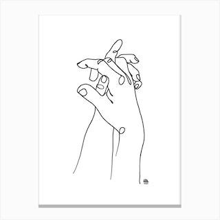 Querencia Canvas Print