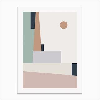 Homelands 01 Canvas Print