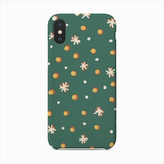 Stars And Dots Phone Case