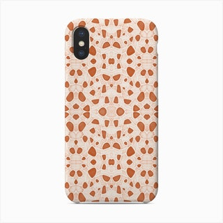 Moroccan Clay Zellige Phone Case