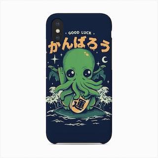 Good Luck Cthulhu Phone Case