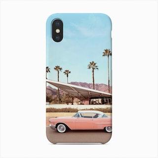 Palm Springs Car Phone Case