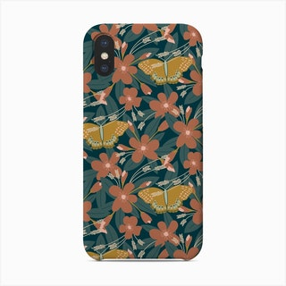 Apple Blossom Butterfly (Spirit) Phone Case