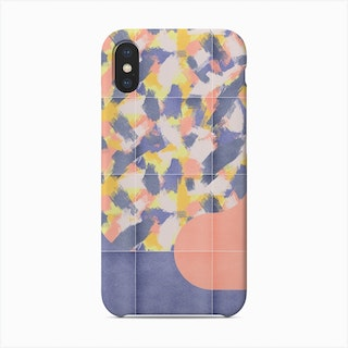 Messy Painted Tiles 03 Phone Case