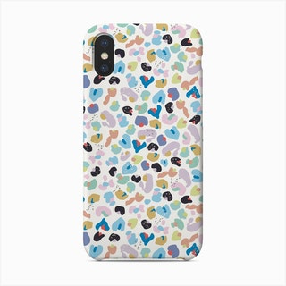 Baby Leopard Pattern Phone Case