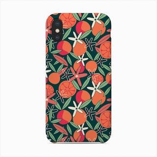 Orange Blossom (Radiant) Phone Case
