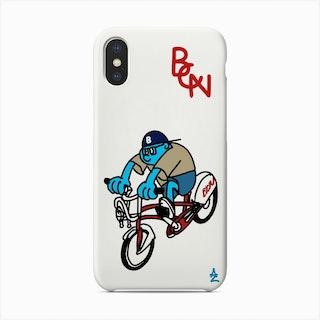 Bicing Phone Case