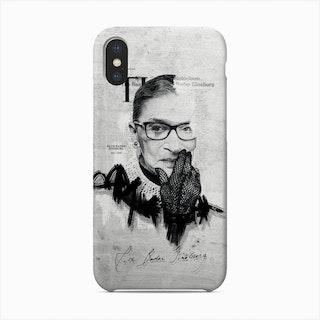 Ruth Bader Ginsburg Phone Case