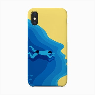 A Love Story Phone Case