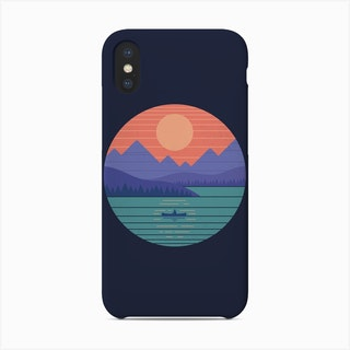 Peaceful Reflection Phone Case
