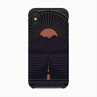 The Long Way Home Phone Case