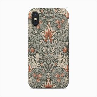 Snakeshead William Morris Phone Case