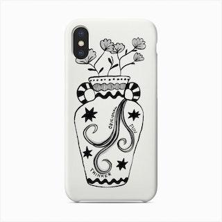 Aquarius Vase Phone Case