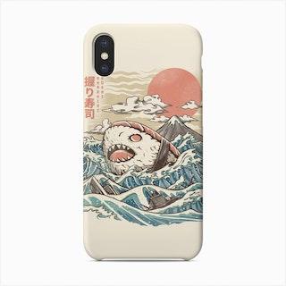 Sharkiri Sushi Phone Case