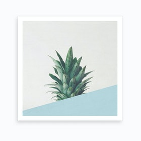 Pineapple Dip II Art Print