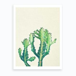 Dragon Bones Tree Art Print