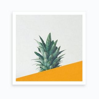 Pineapple Dip IV Art Print