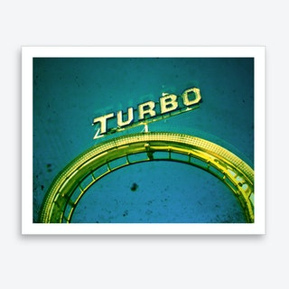 Turbo Art Print