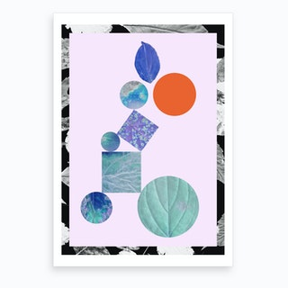 Geometric I Art Print