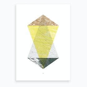 Translucent 01 Art Print