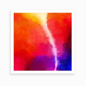 For the Love of Color Art Print