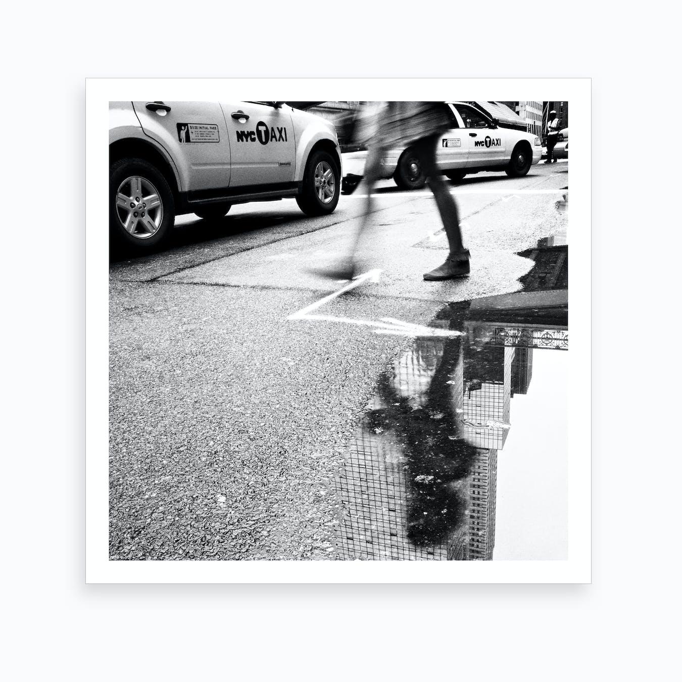 After the Rain II Art Print