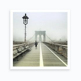 One to Brooklyn II Art Print