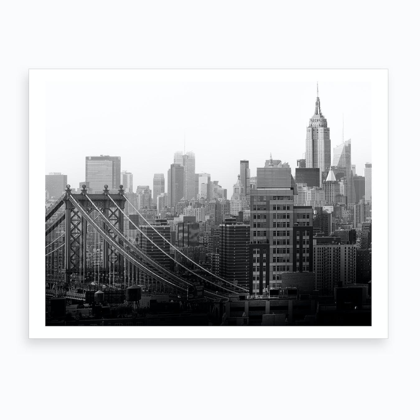 Mainly Manhattan Art Print
