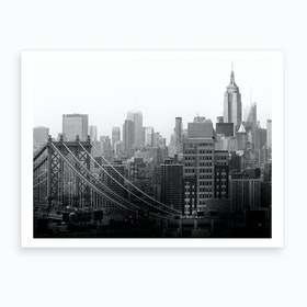 Mainly Manhattan Art Print