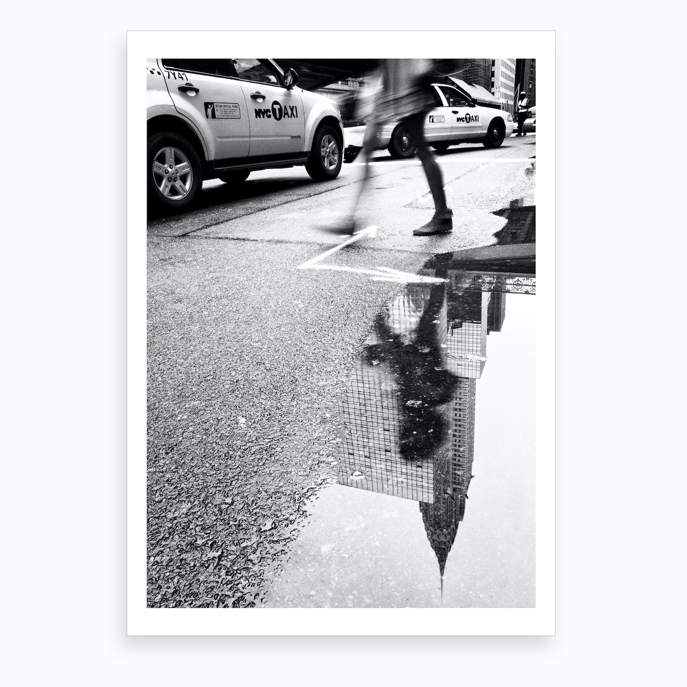 After the Rain III Art Print