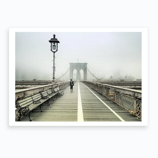 One to Brooklyn Art Print