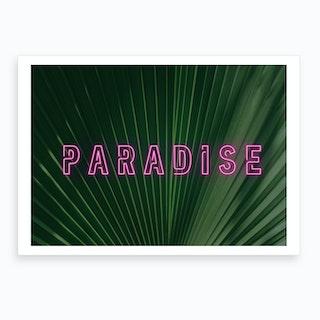 Paradise II Art Print