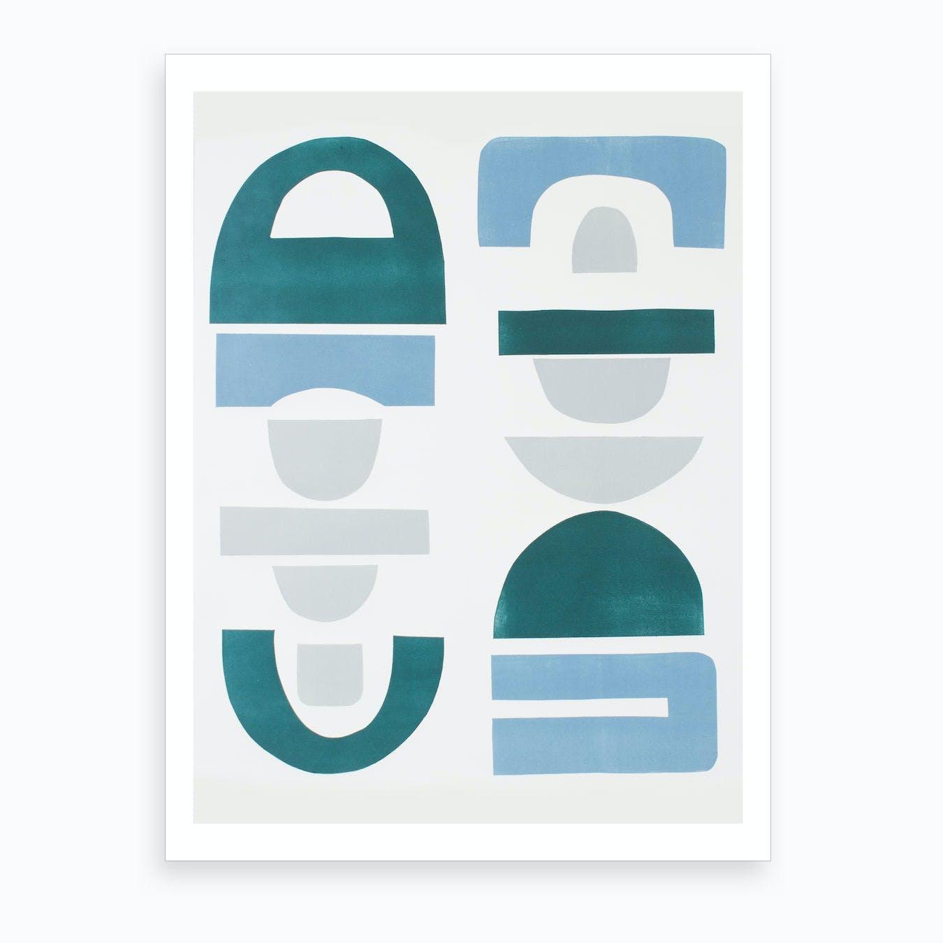 Arches IX Art Print