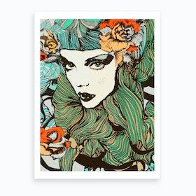 Wood 1 Art Print