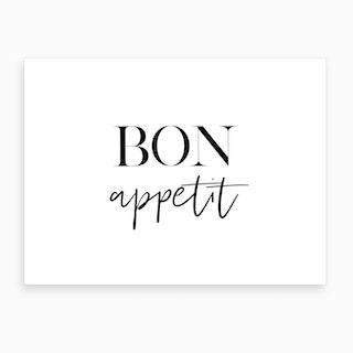 Bon Appetit XVI Art Print