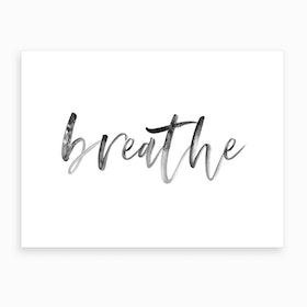 Breathe XIII Art Print