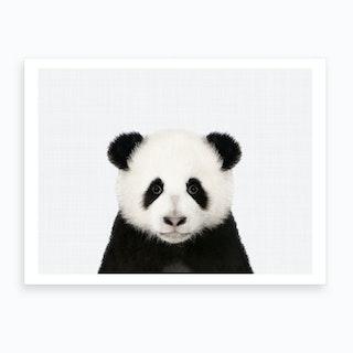 Panda I Art Print