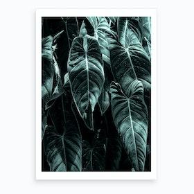 Wild Jungle Art Print