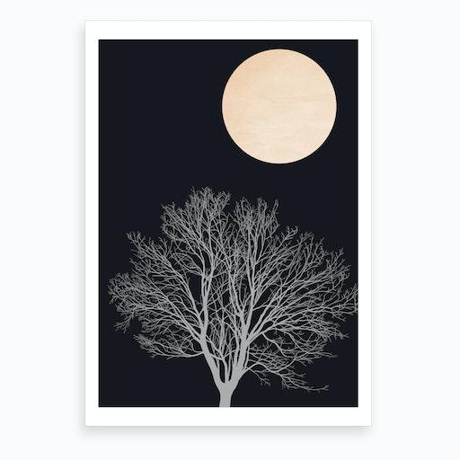 Warm Winter Art Print