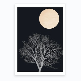 Warm Winter Art Print