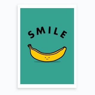 Banana III Art Print